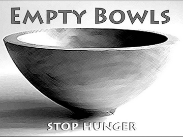 Picture of Empty bowls flier