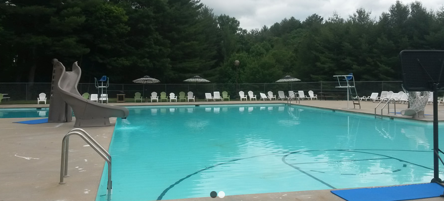 Grayson County Swimming Pool at Grayson County Park