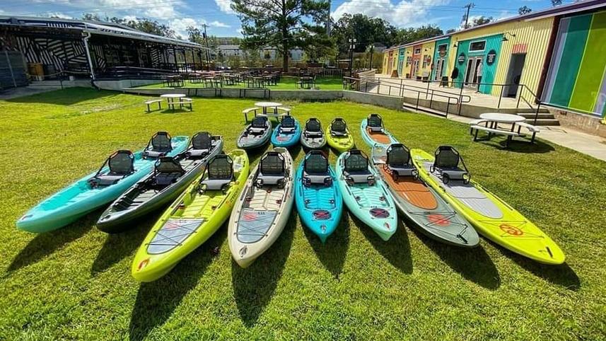 New River Outdoor Adventure Kayaks