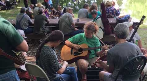 Grayson County Fiddlers' Convention