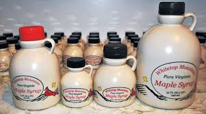 Picture of maple syrup
